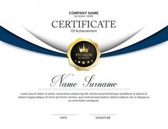 Find Vector Certificate Template stock images in HD and millions of other royalty-free stock photos, illustrations and vectors in the Shutterstock collection. Certificate Model, Certificate Of Achievement Template, Certificate Design Template, Printable Certificates, Award Certificates, Certificate Background, Wedding Background Images, Powerpoint 2010, Banner Design