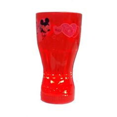 Disney Light-up Tumbler Mickey and Pluto Valentine