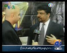 Famous TV Show Voice of America covered Arrahman Arraheem Participation in ISNA. Voice Of America, Pakistan, Islam, Tv Shows, Events, Muslim