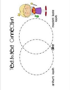 Text to text connection graphic organizer Literacy Strategies, Comprehension Strategies, Reading Strategies, Reading Comprehension, Text To Text Connections, Making Connections, Reading Help, Teaching Reading, Teaching Ideas