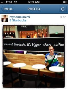 Starbucks International Instagram