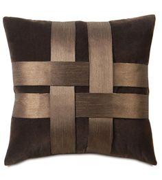 decorative pillows | – ADESSA ACCENT PILLOW A | Luxury Bedding, Decorative Pillows …