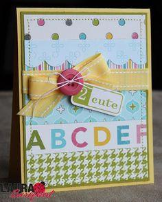 2 Cute Baby Card $4.50