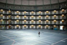 In a nation where about a third of cells sit empty, the Netherlands has rented some to other governments, and it has turned some jails into refugee shelters.