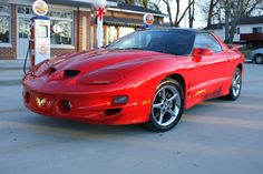 2002 Pontiac Trans Am Firehawk