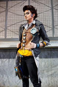 Handsome Jack #Borderlands2 #Cosplay by AlchemyAllStars.deviantart.com