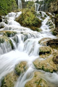 Jiuzhaigou Valley National Park, Sichuan, China #nature* China paper dolls for free at The China Adventures of Arielle Gabriel, also Hong Kong stories at The Goddess of Mercy & The Dept of Miracles, a memoir of financial disasters and spiritual miracles in China *