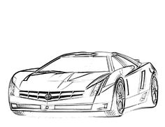 Koenigsegg ccx1 coloring page cars coloring pages for Matchbox cars coloring pages