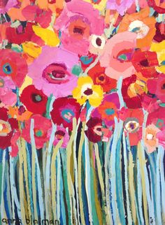 Anna Blatman poppies (someday!)