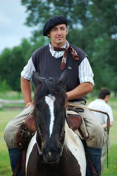 Gaucho, Argentina by Wilson Lu, via Flickr