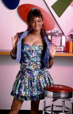 Lark Voorhies - Created with BeFunky Photo Editor Cute Dresses For Party, Nice Dresses, Summer Dresses, Lark Voorhies, Look 80s, Elizabeth Berkley, 80s Fashion, Fashion Trends, Fashion Idol