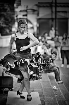 True Flamenco in the street