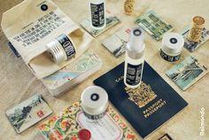 Gorgeous skincare travel kit