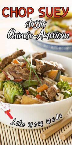 Supper Recipes, Pork Recipes, Easy Dinner Recipes, Asian Recipes, Real Food Recipes, Easy Meals, Cooking Recipes, Noodle Recipes, Dinner Ideas
