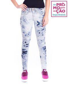 71fbdd33fb BadCat - Calça Jeans Calça Jeans