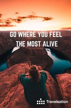 Go where you feel the most alive ✌️ Let& explore the world. Go where you feel the most alive ✌️ Let& explore the world. Go where you feel the most alive ✌️ Let& explore the world. Adventure With Friends Quotes, Adventure Quotes, Life Is An Adventure, Adventure Travel, Travel Around The World, Around The Worlds, Wanderlust, New Zealand Travel, Sabbatical