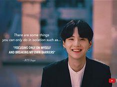 Quoted speech of BTS members.     #bts #dearclass2020 #class2020 #suga #minyoongi #btsedits #btssuga Bts Lyrics Quotes, Bts Qoutes, Bts Wallpaper Lyrics, Bts Aesthetic Wallpaper For Phone, Bts Facts, Korean Words, Bts Backgrounds, I Love Bts, Album Bts