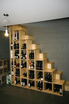 Alt stairs storage Mehr