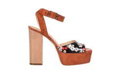 suede sandal - fiorifrancesi