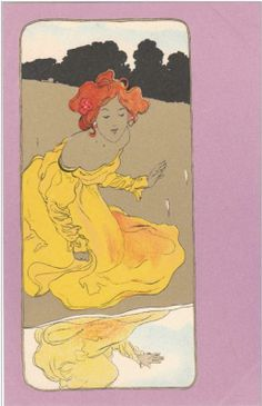 Happy New Year - Raphael Kirchner - WikiPaintings.org