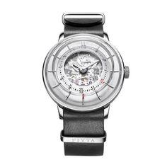 bfe3a9f4351 Fiyta 3D-Time Modern Watch Automatic    WGA868000.WWB Relógios Para Homens