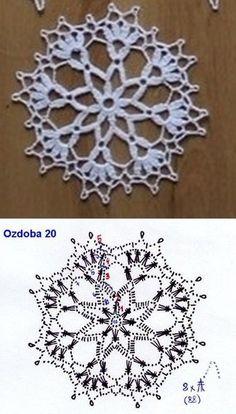 Exceptional Stitches Make a Crochet Hat Ideas. Extraordinary Stitches Make a Crochet Hat Ideas. Mandala Au Crochet, Crochet Snowflake Pattern, Crochet Stars, Crochet Circles, Crochet Doily Patterns, Crochet Snowflakes, Thread Crochet, Crochet Designs, Crochet Doilies