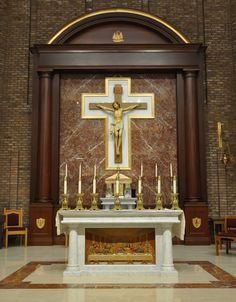 St. Helen Church, Howard Beach, NY | Liturgical Design | Lawrence Hoy Studios
