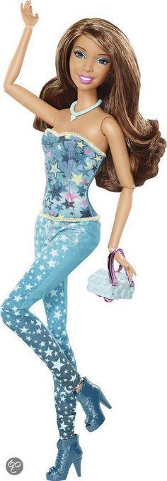 Barbie Fashionista Nikki -
