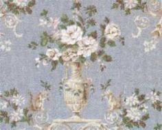 Wallpaper: Dubarry (Blue)