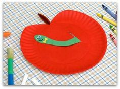 Apple Unit study for pre-K and K
