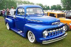classic hot rod truck