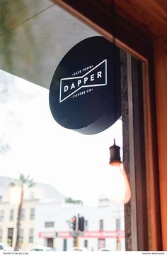 Dapper Coffee: All-Day Breakfast & Vintage Cars Business Design, Cape Town, Logo Inspiration, Where To Go, Hanging Out, Dapper, Vintage Cars, Graphic Design, Seasons