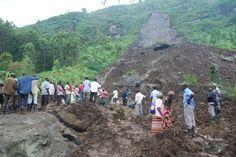 Heavy rains displaced 120000 in #Uganda  - #LandSlides #Bududa #Sironko
