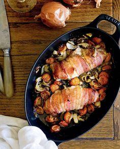 Escalopes de poulet rôties aux tomates de Mimi Thorisson pour 2 personnes - Recettes Elle à Table