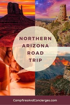 Five must-see spots on a Northern Arizona road trip, from an Arizona resident - what to do Sedona, Grand Canyon, Monument Valley, Page and more! Arizona Road Trip, Arizona Travel, Road Trip Usa, Cool Places To Visit, Places To Travel, Places To Go, Travel Destinations, Canada Travel, Travel Usa