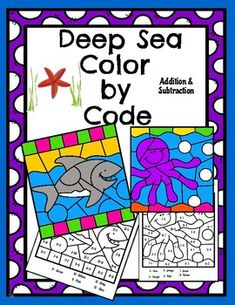 Deep Sea Color by Co
