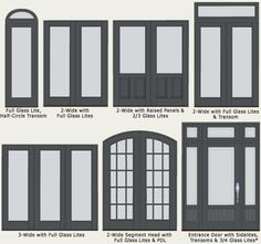 Ultra Series Wood/Clad Swinging Entrance Doors