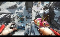 The Amazing Eternals is a deck-building hero shooter that oozes...
