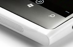 How Nokia designed the white Lumia Windows Phone 7, Design Language, Pure White, Typography, Industrial, Tech, Houses, Colour, Pure Products