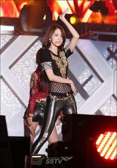 130511 Dream Concert #SNSD #Yoona #GirlsGeneration