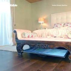 Desain moderinisasi. Hide your tv!!