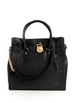 Michael Kors Bag, have it in Camel, need it in black too!