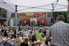 Musical Nooners every weekday this summer at the CBC Vancouver! Local Events, Vancouver, Behind The Scenes, Musicals, Community, Summer, Summer Time, Musical Theatre
