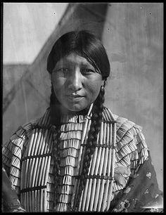 A Cheyenne woman