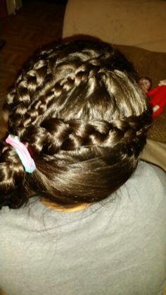 Dutch/ponytail