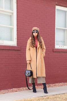 In my Transitional Style Staples Black Sock Boots, Black Socks, Baker Boy, Winter Trends, Transitional Style, All About Fashion, Wool Coat, Leather Crossbody, Tweed