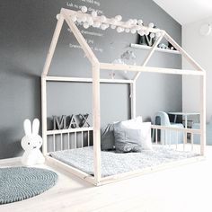Nordic scandinavian space for the little ones + big kids at heart