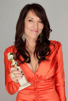 "Katey Sagal...she deserved one of these for ""Married with Children"""