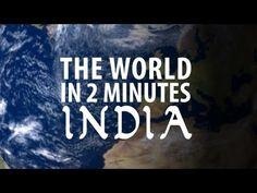 Heute geht es nach Indien: In diesem Video werden die typischen Besonderheiten und Klischees eines Landes auf die Schippe genommen. Nach den zwei Minuten hat man schon mal einen groben Eindruck von Land und Leute, auch wenn man das nicht so ganz ernst nehmen sollte.
