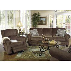 Carlton Living Room Sofa, Loveseat, and Chair